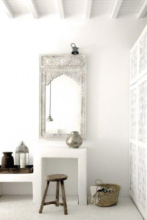 Alors oui lartisanat marocain peut bel et bien être incorporé à une décoration très moderne et cette fusion des genres donne un résultat époustouflant