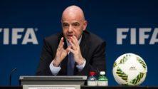 Un mondial à 48 équipes rapporterait 1 milliard de dollars à la FIFA