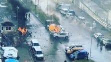 Turquie : Explosion à la voiture piégée à Izmir