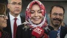 Lindsay Lohan est-elle devenue musulmane ?