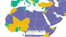 Selon Freedom House, le Maroc n'est que partiellement libre