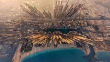 Photos : À quoi ressemblent les plus grandes agglomérations vues à vol d'oiseau ?