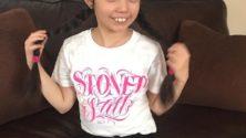 Étonnant : Le cannabis sauve la vie de cette petite fille