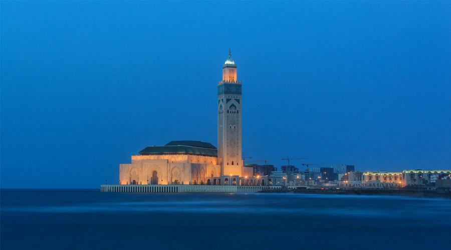 Ces 10 fois o l 39 architecture islamique nous a blouis for Mosquee hassan 2 architecture