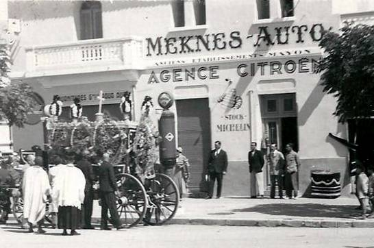 12 photos de Meknès qui vous rendront nostalgiques du 'Petit Paris ...