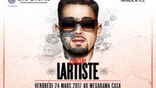 Marocance : Lartiste bientôt en concert à Casablanca