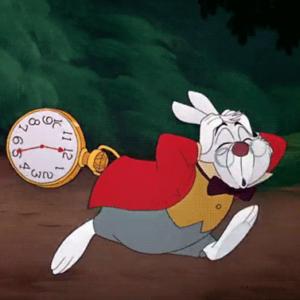Toujours en retard et jamais à l\'heure