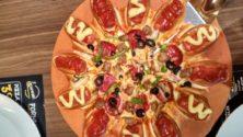 Toi aussi tu n'aimes pas les croûtes des pizzas, on était comme toi, mais le temps a changé