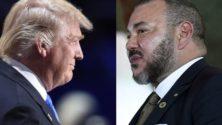 Le roi Mohammed VI en visite privée ce dimanche avec Donald Trump