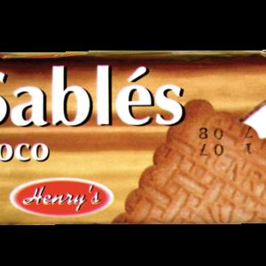 Sablé Coco