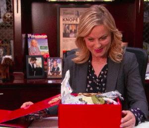 Offrir des cadeaux à tes parents