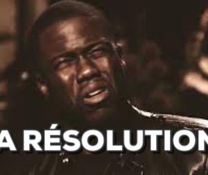Je n\'ai jamais eu de résolutions !