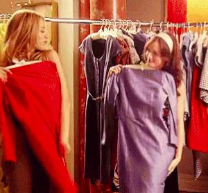 T\'acheter plein de vêtements