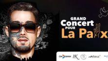 Lartiste revient à Casablanca pour le Grand Concert de la Paix