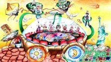 Toyota Dream Car Art Contest : Les plus beaux dessins de la seconde édition