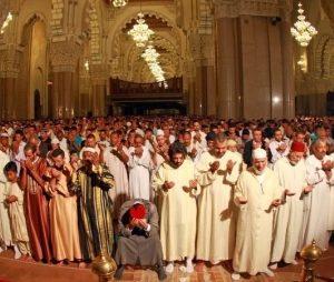 Tu vas à la mosquée pour tarawi7