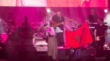 Mawazine : La superstar Lauryn Hill a ambiancé tout l'OLM Souissi