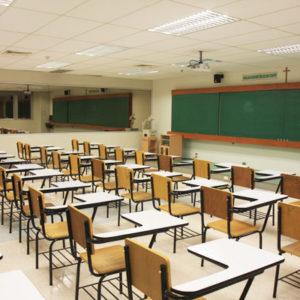 Dans une classe