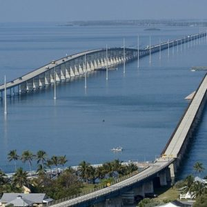 Seven Mile Bridge, Floride