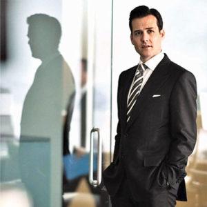 Harvey Specter de \'Suits\'