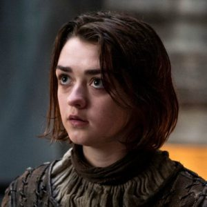 Arya Stark de  \'Game of Thrones\'