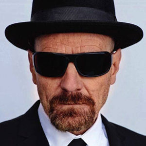 Heisenberg de \'Breaking Bad\'