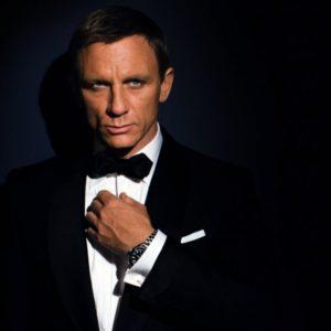 Me convertir en James Bond du \
