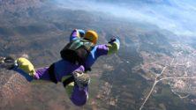 5 endroits paradisiaques pour sauter en parachute au Maroc