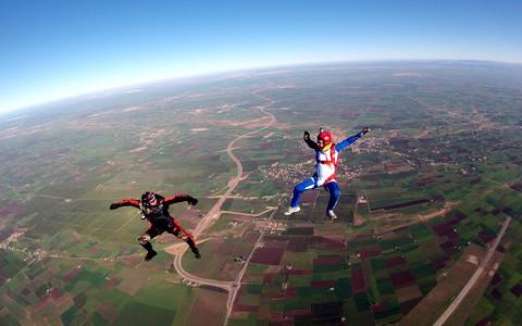 parachutisme a marrakech