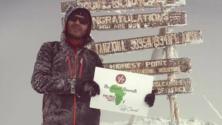 Ce Marocain s'apprête à affronter les 6 sommets