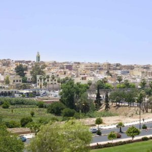 À Meknès