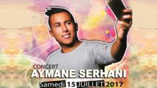 'Aymane Serhani sur scène' à El Jadida le 15 juillet prochain pour un concert de Raï nouvelle génération