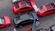 Un chauffeur d'Uber violemment agressé par des taxis casablancais
