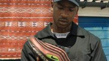La nouvelle Air Max de Nike est signée Skepta, et est aux couleurs du Maroc