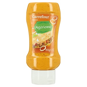 De la sauce algérienne