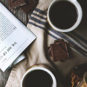 Café, noir bien sûr