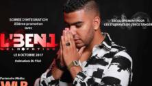 Le rappeur marocain LBENJ sera présent à la semaine d'intégration de l'ENCG Tanger