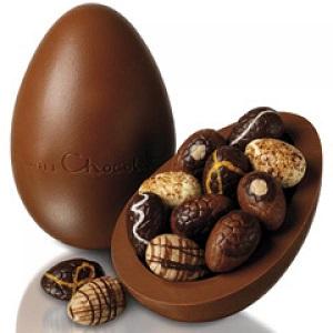 Le chocolat (duh !)