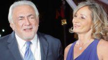 Dominique Strauss-Kahn et la Marocaine Myriem L'Aouffir se marient à Marrakech