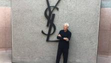 Le styliste italien Giorgio Armani était à Marrakech et les photos sont là