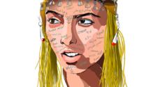 À 20 ans, cette étudiante en journalisme nous a séduits avec ses comics sur la société marocaine