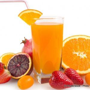 Un jus de fruits