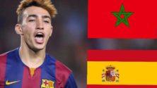 Munir El Haddadi souhaite changer de nationalité sportive et jouer pour le Maroc