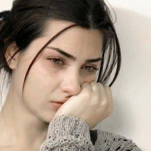 Pleurer en pensant à ton ex