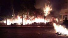 Un affrontement entre des migrants subsahariens et des casablancais déclenche un incendie à Ouled Ziane