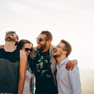 Les moments avec tes amis