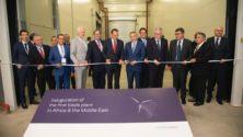 Tanger : Siemens Gamesa exporte sa première pale éolienne made in Morocco