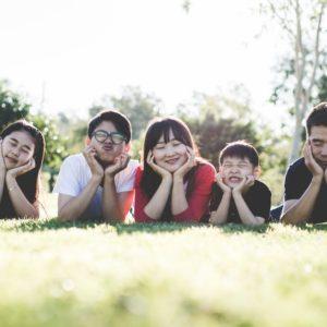 Les moments en famille