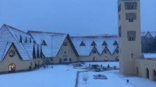 Ifrane : Paysage sublime après le retour tonitruant de la neige