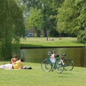 Amsterdam pour flâner dans les parcs